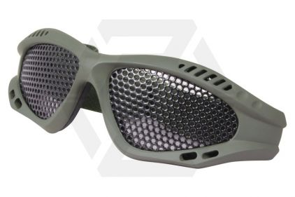 Viper Tactical Mesh Glasses (Green) © Copyright Zero One Airsoft
