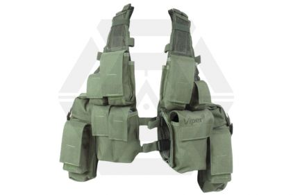 Viper South African Assault Vest (Olive)