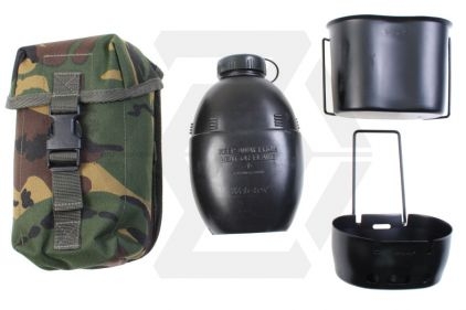 Web-Tex Warrior Drink & Cook Set