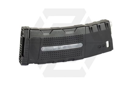 Evolution AEG Mag for M4 380rds (Black) © Copyright Zero One Airsoft