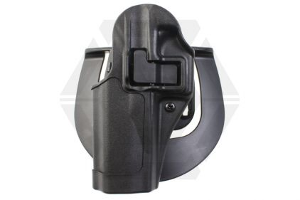 Blackhawk CQC SERPA Holster for Glock 20, 23 & M&P 9 Left Hand (Black) © Copyright Zero One Airsoft