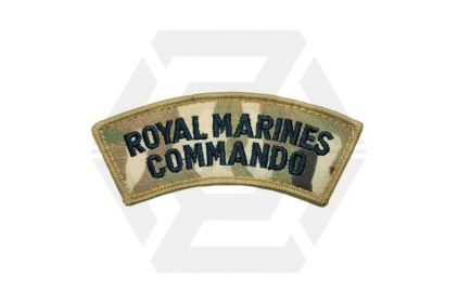 Shoulder Flash Pair - Royal Marines Commando (MTP) © Copyright Zero One Airsoft