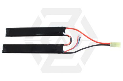 Zero One 7.4v 1300mAh 15C LiPo Nunchuck Battery © Copyright Zero One Airsoft