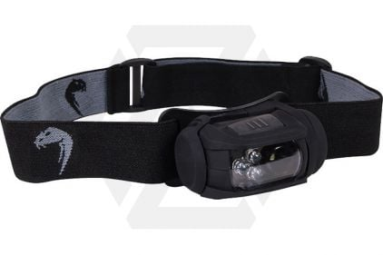 Viper Special Ops Head Torch (Black)