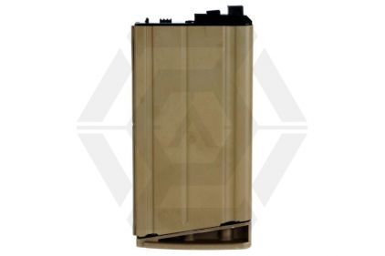 WE GBB Mag for SCAR-H 30rds (Tan)