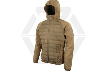 Viper Sneaker Jacket (Coyote Tan) - Size 4XL © Copyright Zero One Airsoft