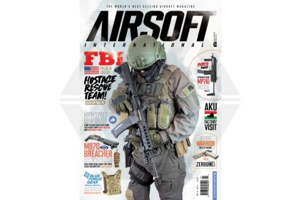 Airsoft International Magazine Volume 14 Issue 4 'FBI'