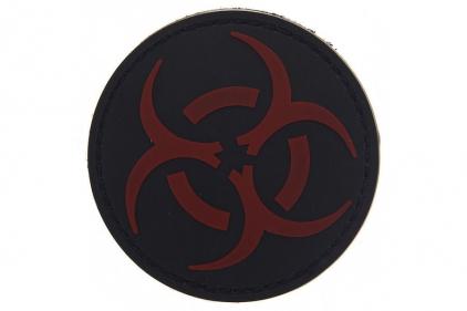 "101 Inc PVC Velcro Patch ""Resident Evil"" © Copyright Zero One Airsoft"
