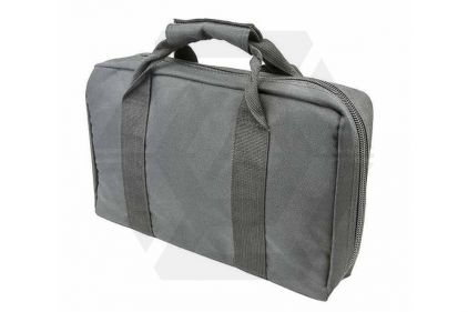 NCS VISM Discreet Pistol Case (Grey) © Copyright Zero One Airsoft