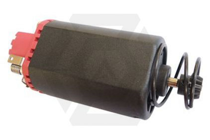 ZCA Motor with Short Shaft High Speed