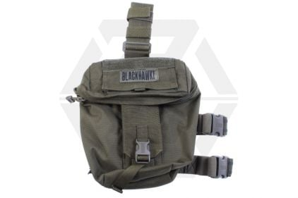 Blackhawk Omega Elite Dump Pouch (Olive) © Copyright Zero One Airsoft
