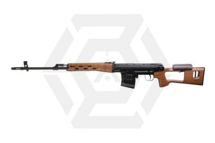 WE GBB SVD Faux Wood © Copyright Zero One Airsoft