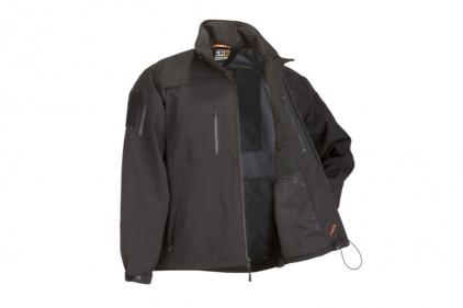 5.11 Sabre 2.0 Jacket (Black) - Size Medium