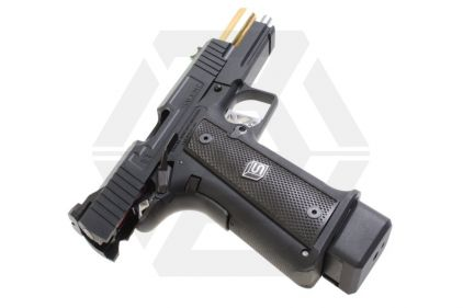 "EMG GBB GAS/CO2 DualFuel Salient Arms International Licensed 4.3"" 2011 DS Training Weapon"