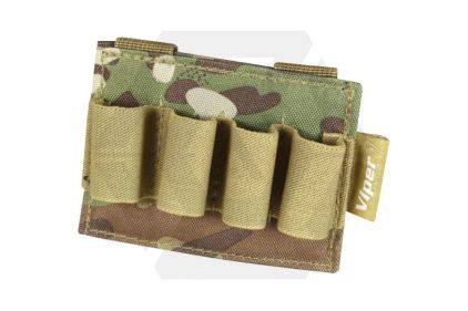 Viper MOLLE Shotgun Shell Holder (MultiCam)
