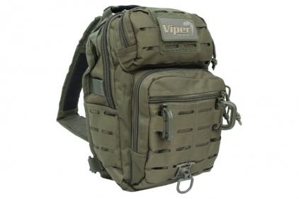 Viper Laser MOLLE Shoulder Pack (Olive)