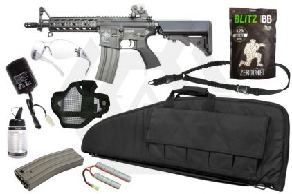 Zero One AEG CM16 Raider Starter Pack Tier 2 (Bundle) - £219.95