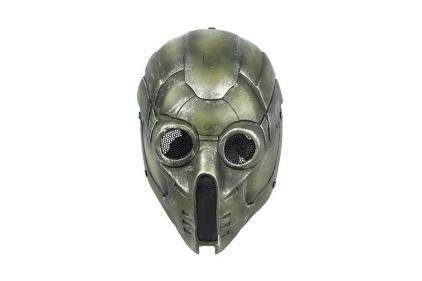 FMA 'Green Droid' Airsoft Mask