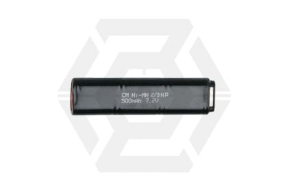 ASG 7.2V 500mAh NiMH AEP Battery © Copyright Zero One Airsoft