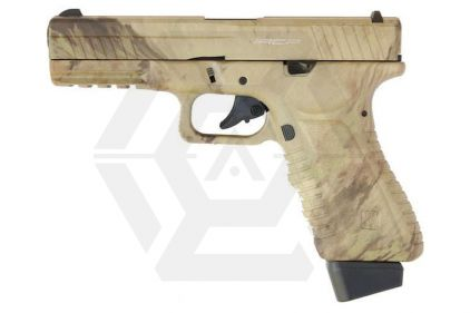 APS CO2 ACP601 (ATACS AU) © Copyright Zero One Airsoft