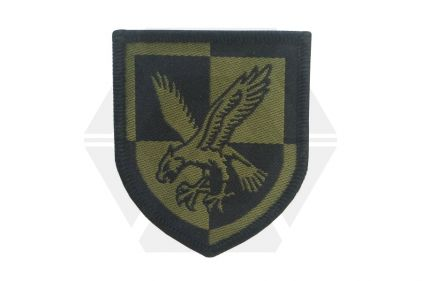 "*Clearance* Misc Fabric Patch ""16 Air Assault Brigade Flash"""