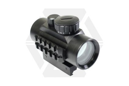 Bushnell 1x40 Dual Red/Green Dot Sight with Rail © Copyright Zero One Airsoft