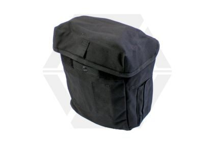 Mil-Force All Purpose Haversack (Black) © Copyright Zero One Airsoft