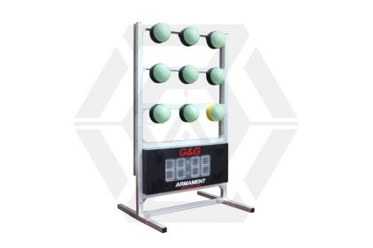 G&G MET 3x3 Target System with Timer