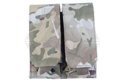 Mil-Force MOLLE M4 Double Magazine Pouch (MultiCam)