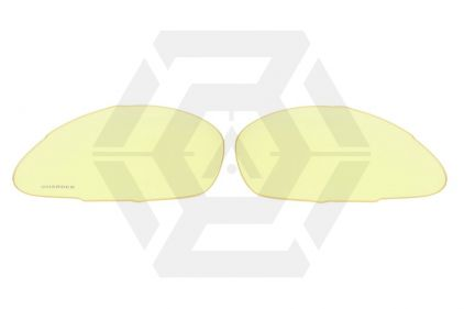 Guarder Spare Lens for Guarder 2006 Glasses - Yellow © Copyright Zero One Airsoft