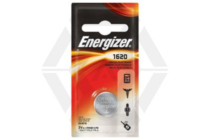 Energizer Battery CR1620