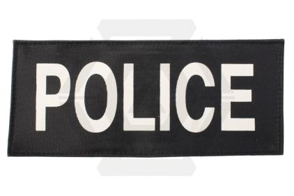 "Mil-Force ""POLICE"" Patch 18 x 8 cm"