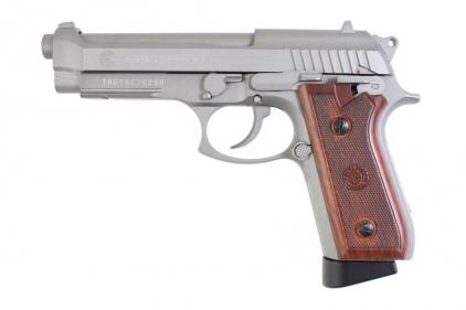 KWC/Cybergun GBB CO2 Taurus PT92 (Silver) © Copyright Zero One Airsoft