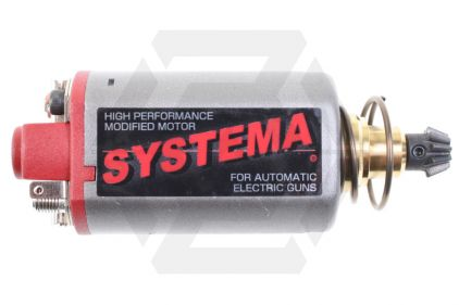 Systema Genuine Motor Medium Shaft