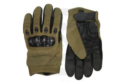 Viper Elite Gloves (Olive) - Size Small