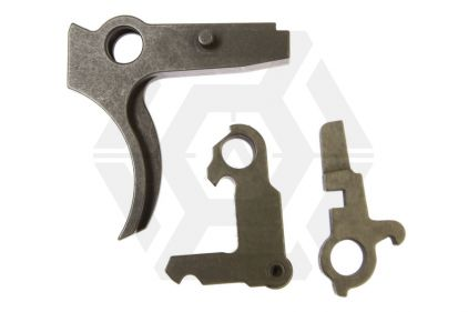 RA-TECH Steel CNC Trigger Set for WE M4