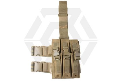 Viper MP5 Triple Magazine Drop Leg Holster (Coyote Tan)