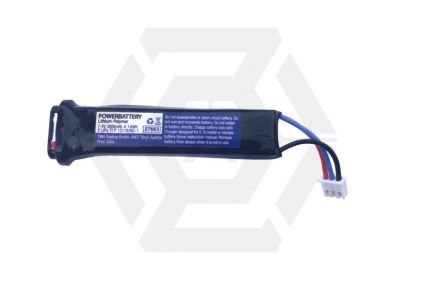 Pirate Arms 7.4v 560mAh 20C LiPo AEP Battery © Copyright Zero One Airsoft