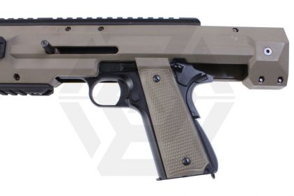 Zero One Custom GBB 1911 Carbine (Olive) (Bundle)