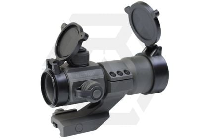 NCS Red/Green/Blue Dot Sight with 20mm Mount (Grey)
