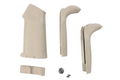101 Inc MIAD Style Grip (Tan) © Copyright Zero One Airsoft