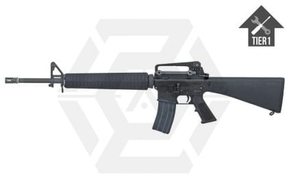 WE GBB M16A3 (Black) with Tier 1 Upgrades (Bundle)