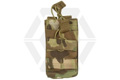 Viper MOLLE Quick Release Stacked Single Mag Pouch (MultiCam)