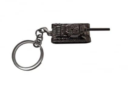 "Zero One Key Chain ""TANK"" © Copyright Zero One Airsoft"