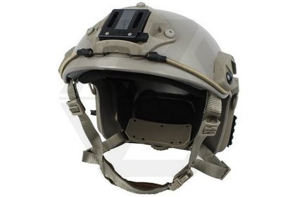 FMA ABS Maritime Helmet (Dark Earth)