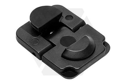 NCS KeyMod Single Slot Covers Pack of 18 (Black)