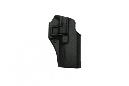 Blackhawk CQC SERPA Holster for Glock 17, 22, 31 & 18C Right Hand (Black) © Copyright Zero One Airsoft