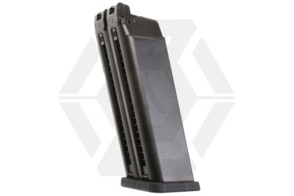 WE GBB Mag for G17/G18 Double Barrel © Copyright Zero One Airsoft