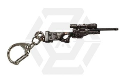 "Zero One Key Chain ""AW338"" © Copyright Zero One Airsoft"