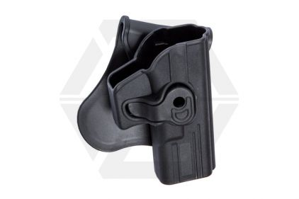 ASG Rigid Polymer Holster for Glock (Black) © Copyright Zero One Airsoft
